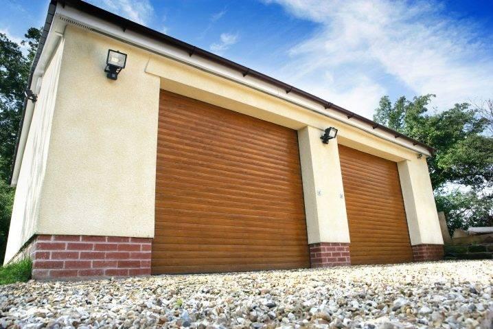 Рольставни для гаража: преимущества и недостатки ворот, монтаж