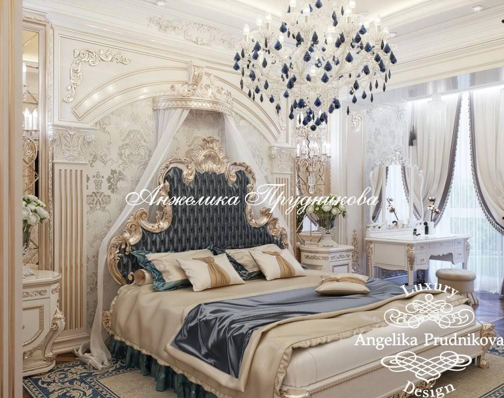 Стиль барокко в интерьере - идеи дизайна комнат в современной квартире, итальянский в том числе, картины и предметы декора + фото