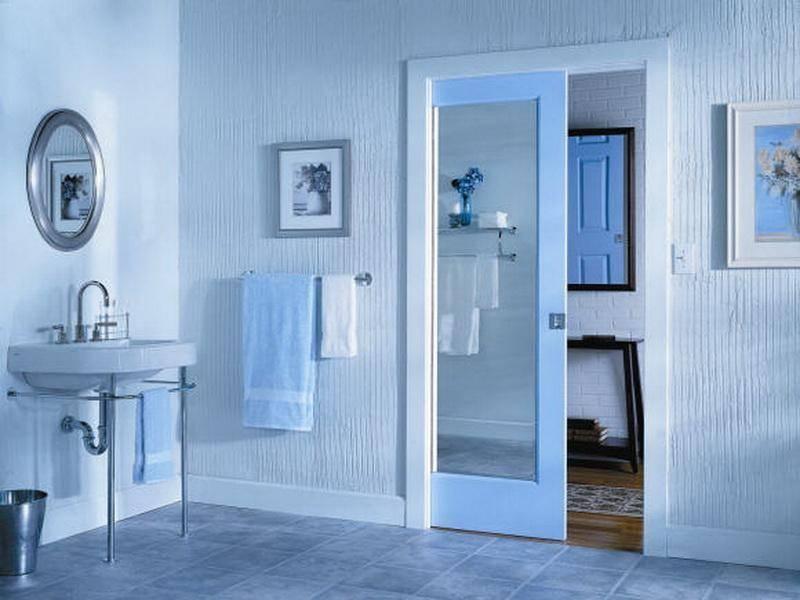 Каковы стандартные размеры дверей для санузла
