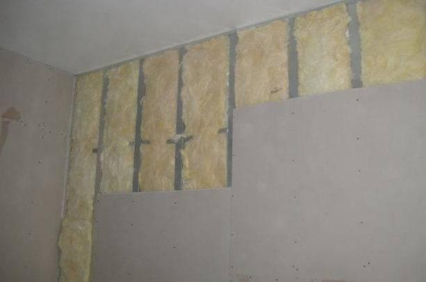 Особенности выравнивания стен гипсокартоном