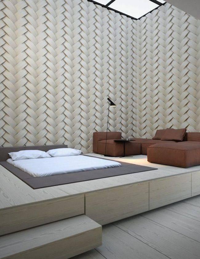 Интерьер спальни в современном стиле: сочетание комфорта и уюта