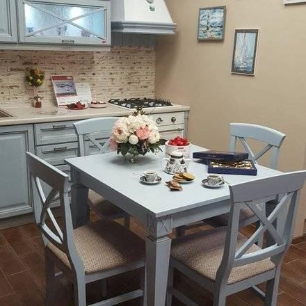 Овальный стол на кухню: как выбрать, разновидности, 70+ реальных фото