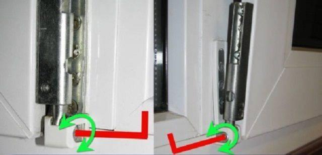 Как своими руками отрегулировать пластиковые окна и инструкция