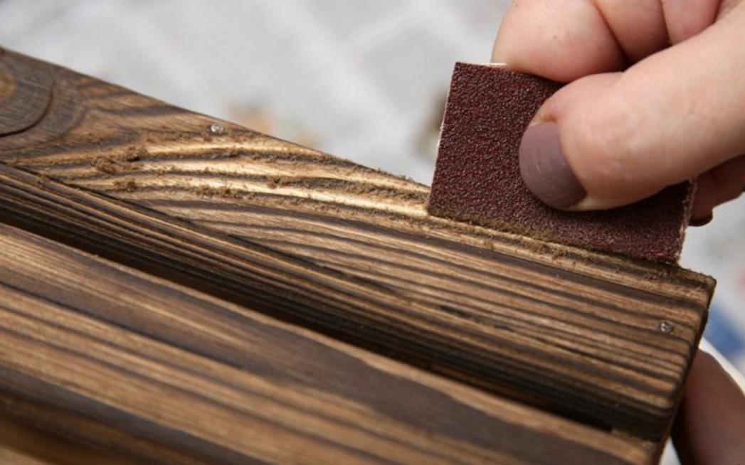 Браширование — технология старения дерева под силу любому