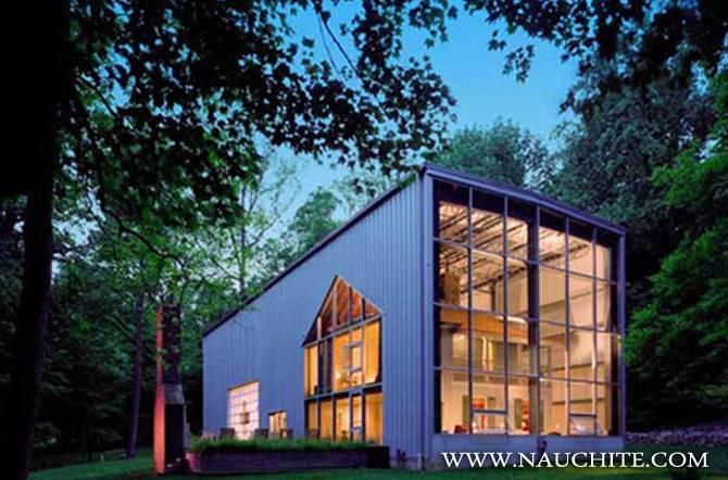 Дачные дома из контейнеров (36 фото): садовый домик из морского контейнера, конфигурация зимнего варианта для дачи из блок-контейнеров