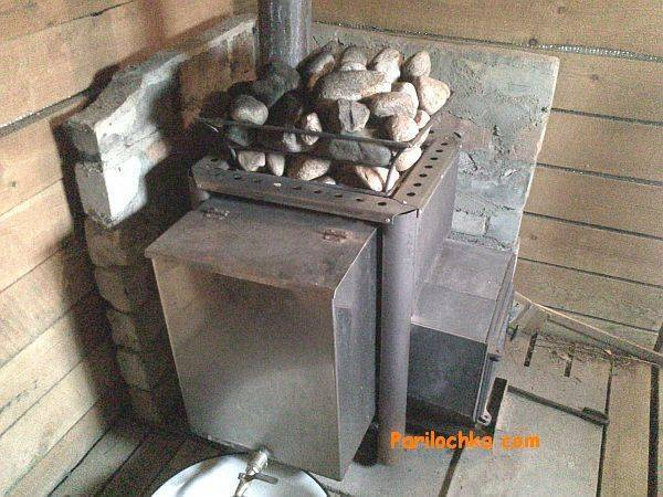 Принципы изготовления портала для печи в баню