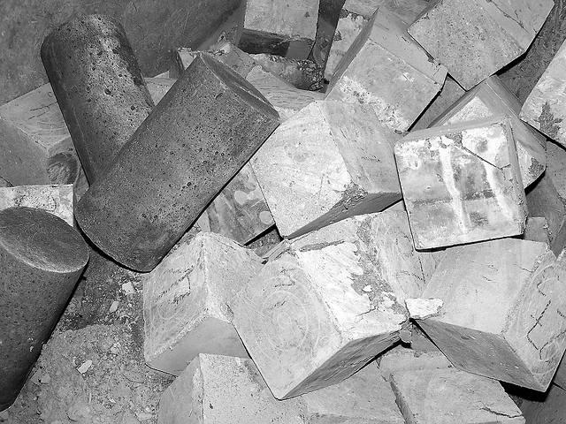 Высокопрочный бетон, марки, состав и применение