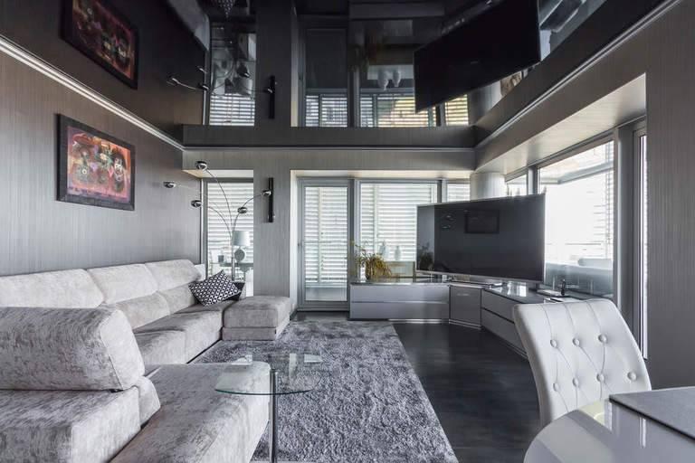 Дизайн кухни с низким потолком: полезные советы по оформлению и 40+ фото примеров
