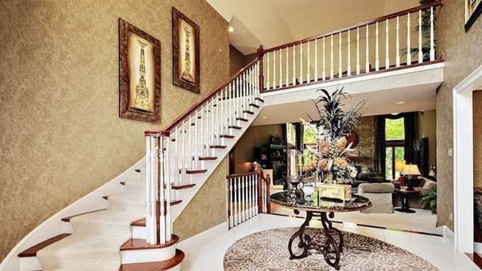 Виды лестниц на второй этаж: выбираем подходящий вариант для частного дома (+65 фото)