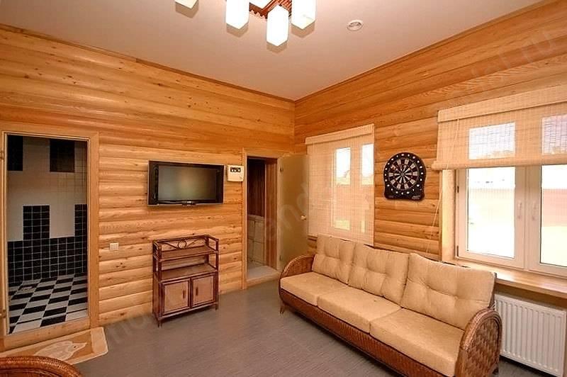 Как обшить вагонкой деревянный дом изнутри? 26 фото тонкости обшивки, утепление и отделка конструкций