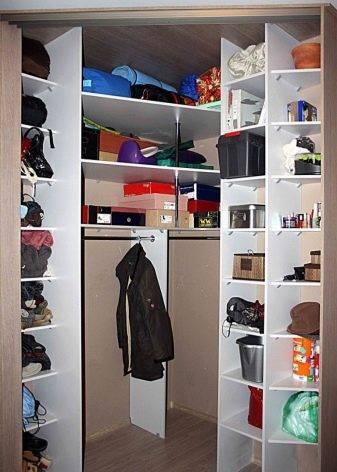 Угловой шкаф в прихожую: 60+ фото, лучшие идеи дизайна
