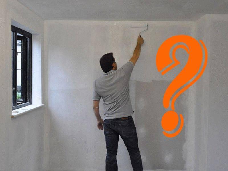 Грунтовка для жидких обоев: какую выбрать, чем нужно грунтовать стены перед оклейкой