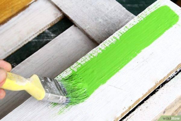 Акриловая эмаль и акриловая краска – что лучше выбрать?