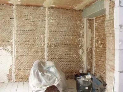 Как оштукатурить деревянный дом снаружи? - о нюансах в строительных работах