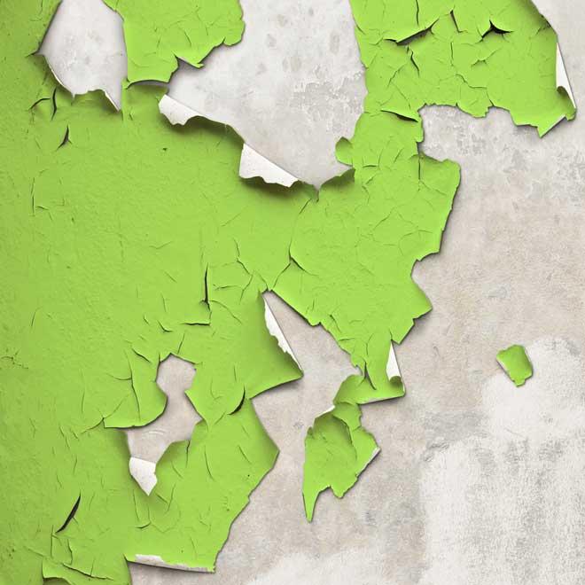 Как удалить старую краску со стен: способы и средства для быстрой очистки