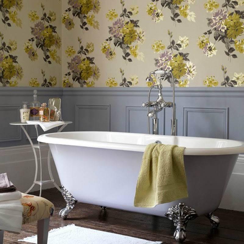 Ванная комната в стиле прованс: дизайн, отделка своими руками, фотообзор