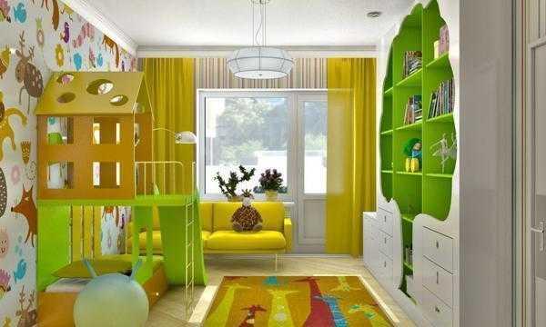Стили детского интерьера: 70 избранных фото и современных вариантов оформления