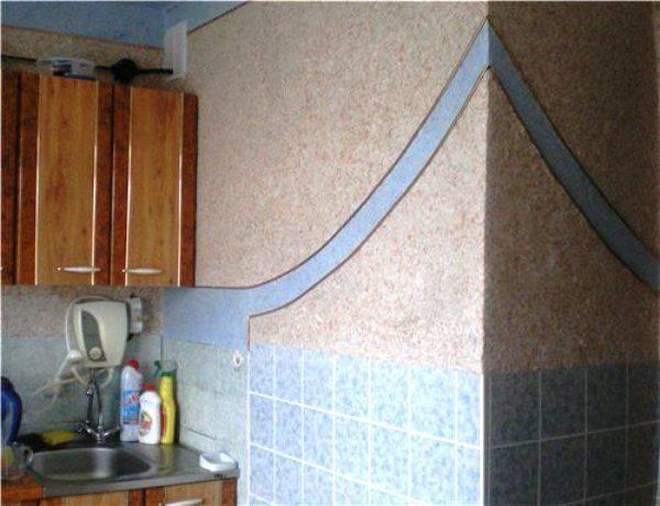 Какие обои клеить на кухню: советы дизайнера, 23 фото