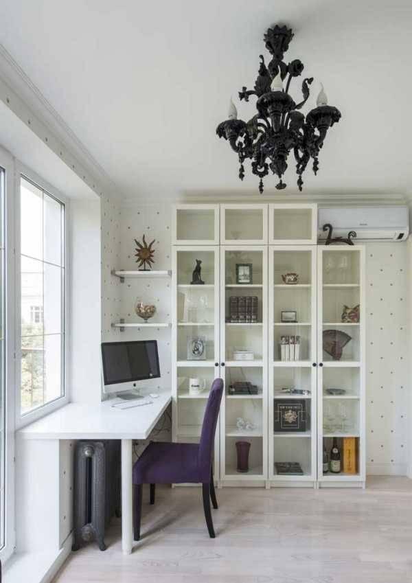 Компьютерный стол — офисные и домашние варианты. 100 фото примеров стильных и удобных решений