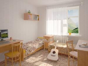 Комната в общежитии - дизайн: как обустроить студенту комната в общежитии - дизайн: как обустроить студенту
