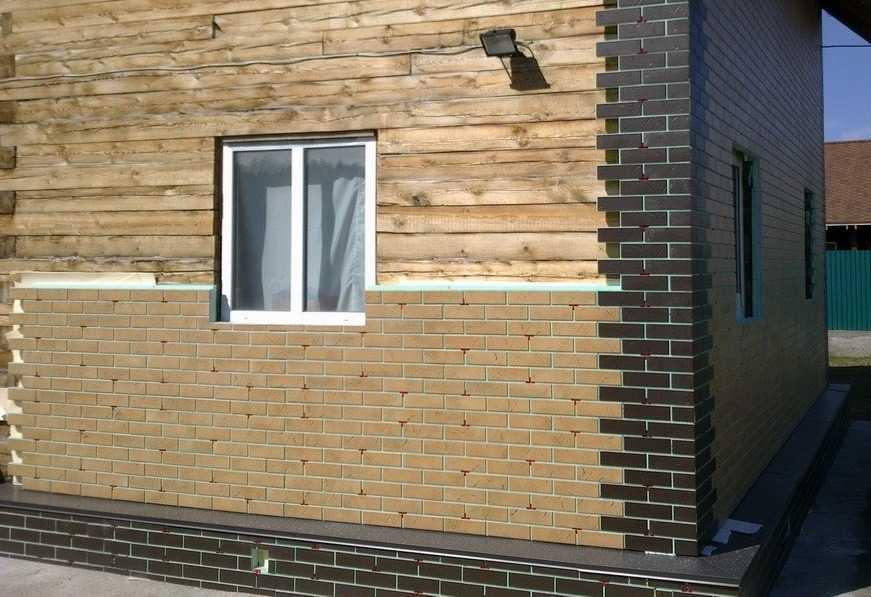 Чем обшить дом из бруса снаружи? 41 фото варианты внешней отделки и наружная облицовка по новым технологиям, когда можно отделать брусовое строение из клееного материала
