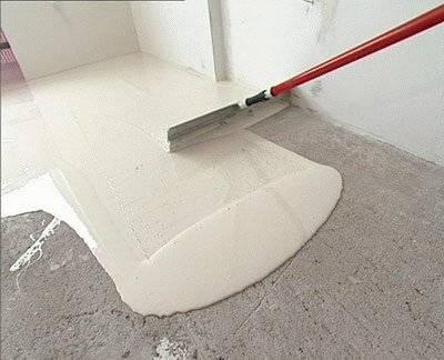 Краска полиуретановая для бетона: применение вещества с неограниченными возможностями