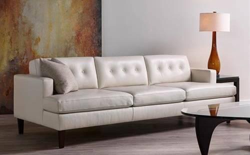 Как почистить кожаный диван в домашних условиях народными и специализированными средствами