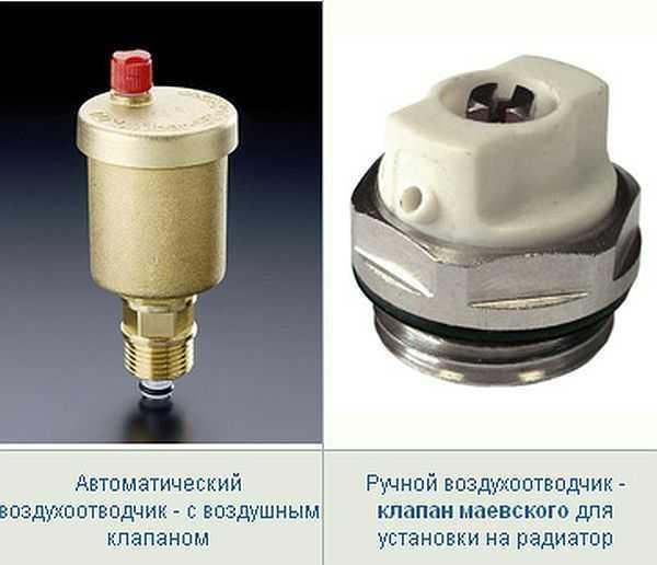 Как выгнать воздух из системы отопления дома - все о строительстве, инструментах и товарах для дома