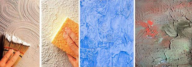 Как сделать своими руками декоративную отделку стен перламутровыми красками: эффект хамелеона, белая жемчужина
