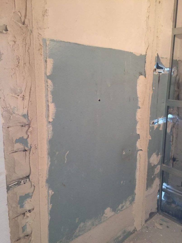 Как ровно установить подрозетники в бетон