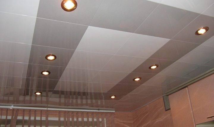 Какие бывают подвесные потолки и какой лучше выбрать