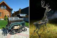 Изделия из металла своими руками - 140 фото и пошаговая инструкция изготовления изделий