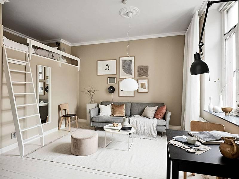 Дизайн квартиры в скандинавском стиле (80 фото)