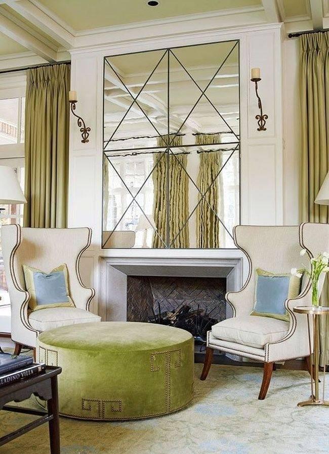 Фисташковые обои: свойства, комбинации, дизайн комнат, подбор текстиля