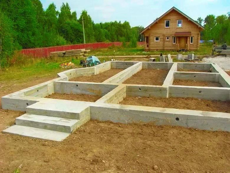 Какой фундамент лучше для дома и как выбрать: типы фундаментов