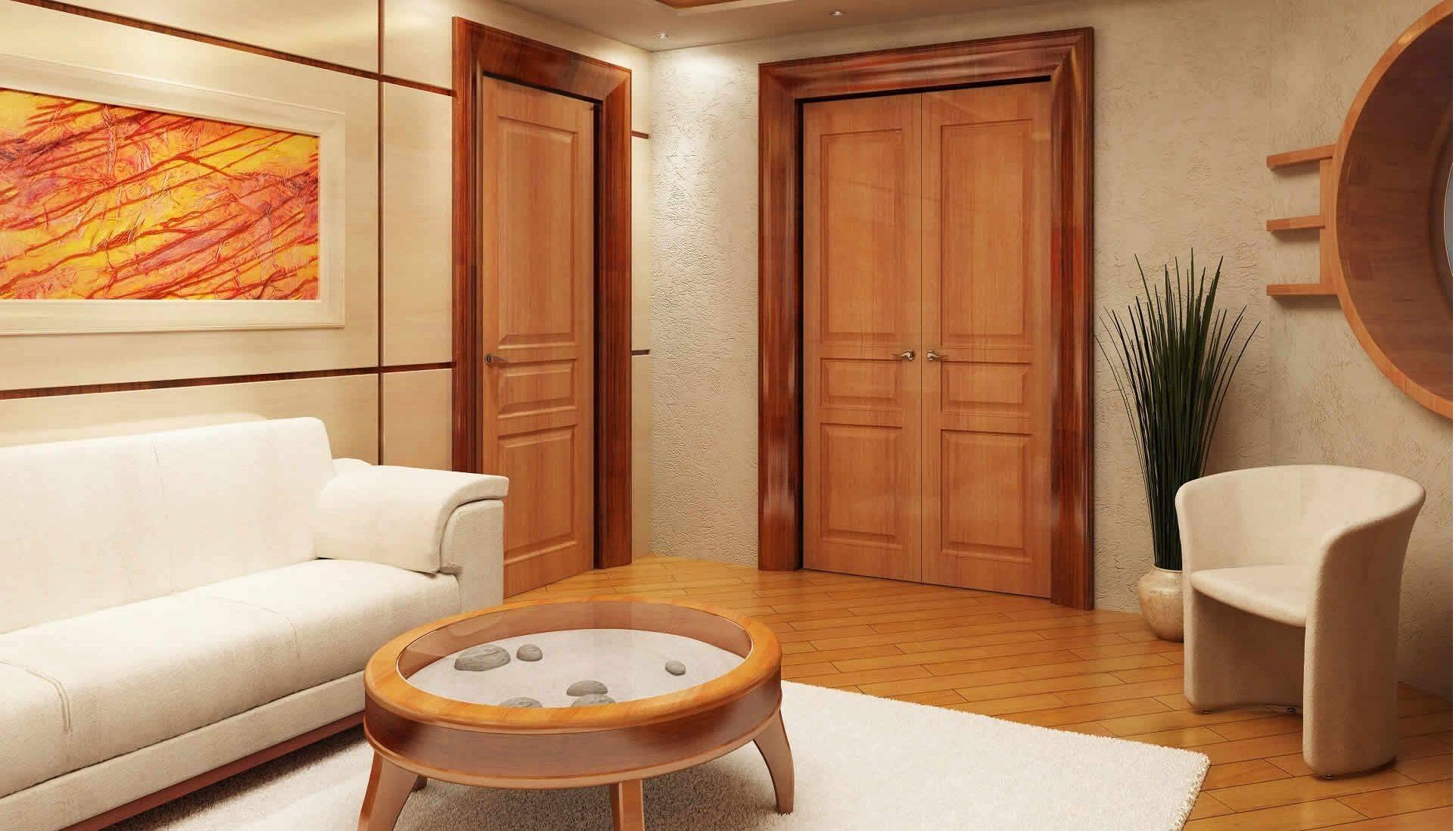 Как выбрать двери в зал: особенности и рекомендации