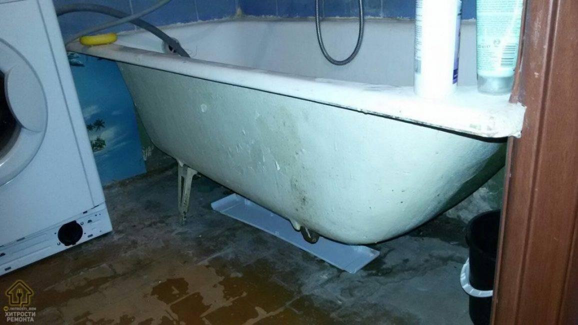 Ура!!! мечты сбываются!  ремонт в ванной - много фото до и после!