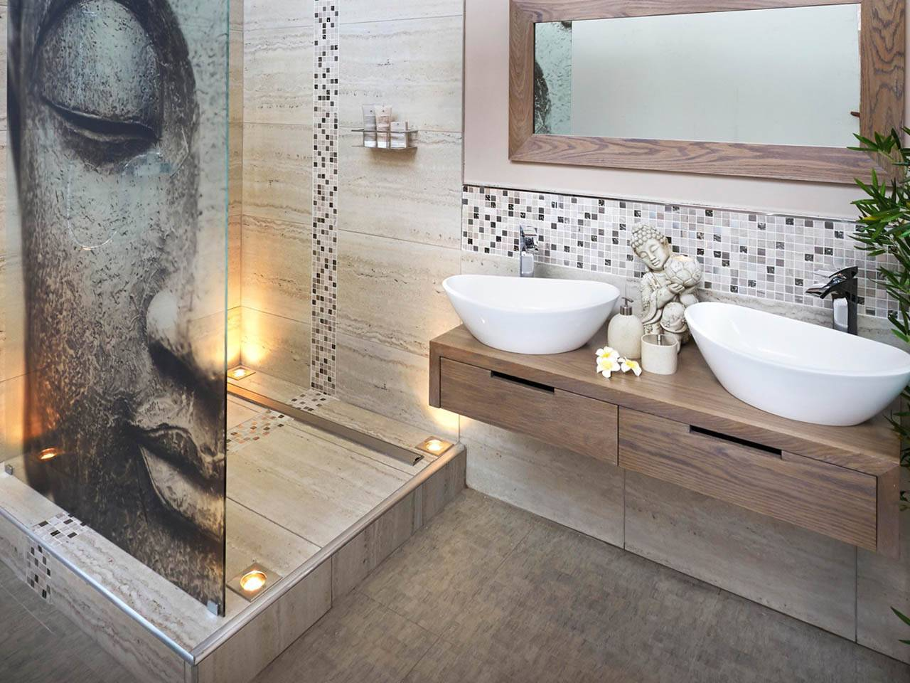 Облицовка ванной комнаты плиткой (59 фото): как облицевать своими руками, видео-инструкция, фото