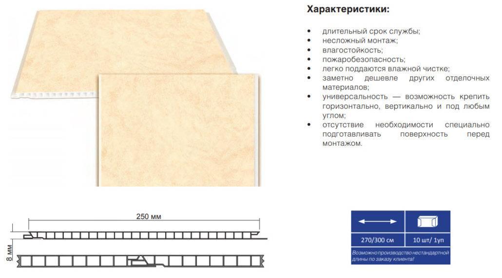 Профиль для пвх панелей: фото, видео
