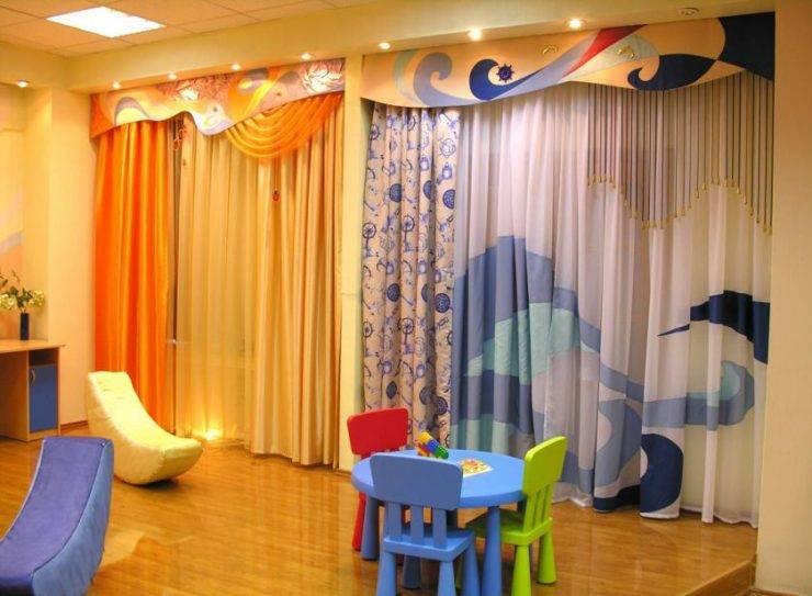 Выбираем шторы вдетскую комнату— 40+ фото