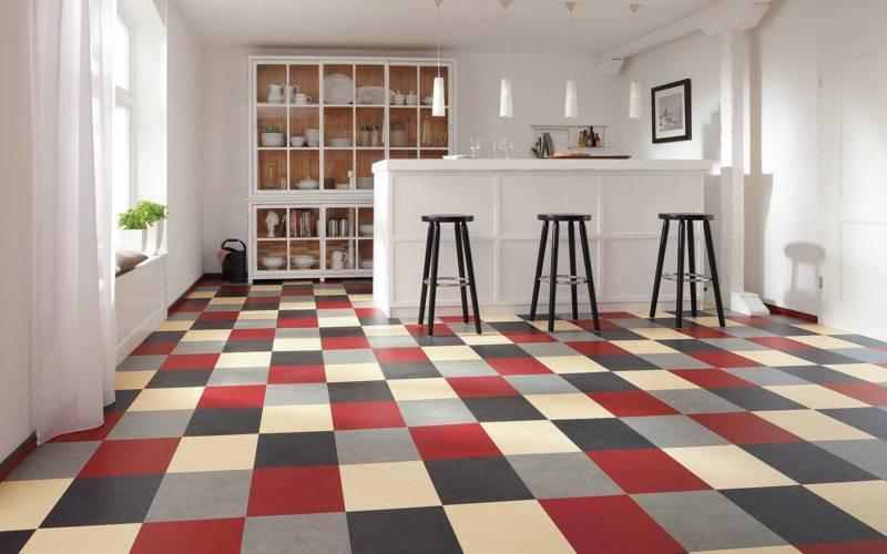 Линолеум для квартиры – обзор основных видов и рекомендации по подбору и укладке (70 фото)