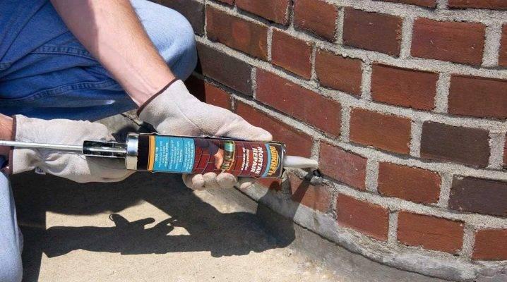 Морозостойкие и водостойкие герметики для наружных работ