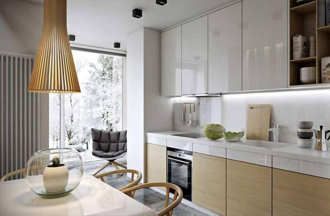 28 вариантов оформления кухни-гостиной 16 кв м с диваном