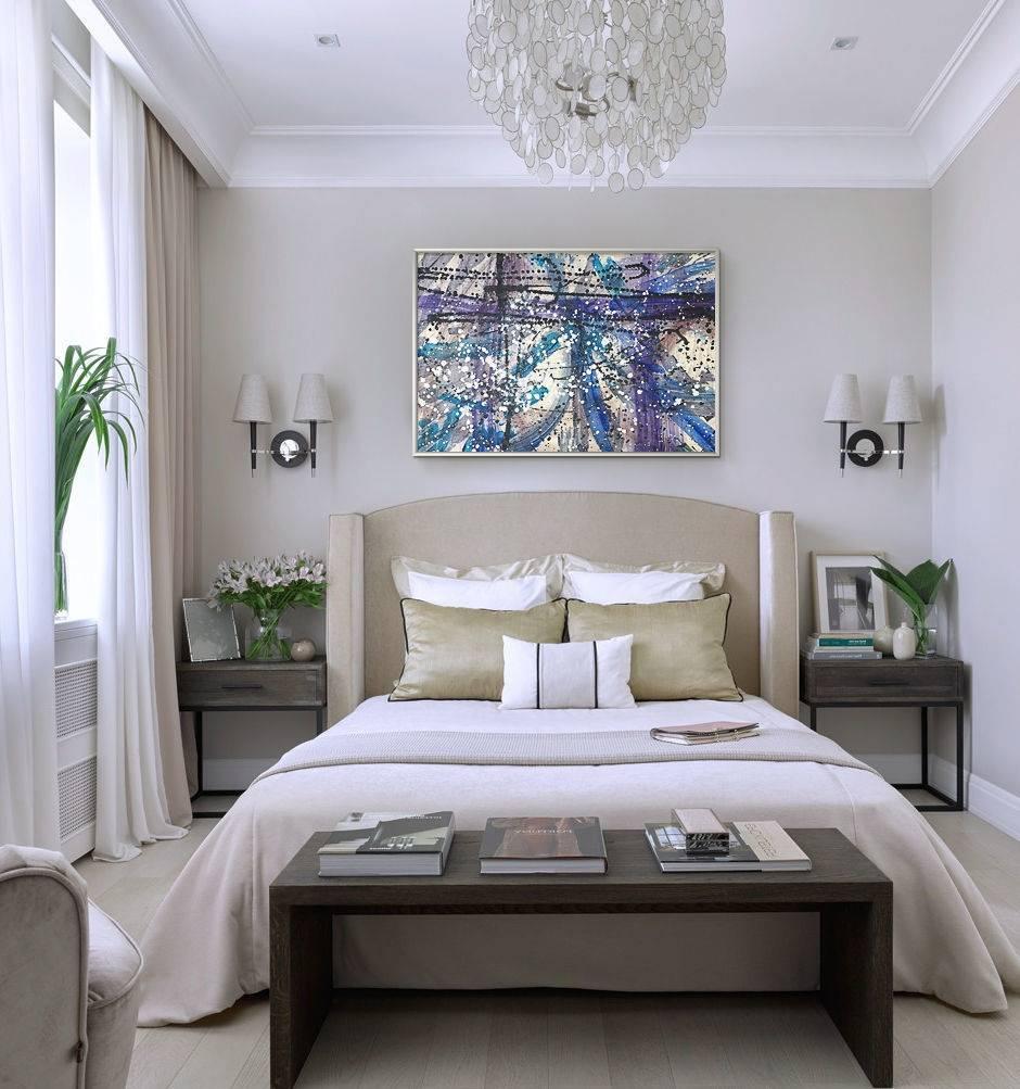 Картины для спальни (70 фото): какие можно и нельзя вешать над кроватью, модульные модели в интерьере, с пионами и с другими цветами, какими должны быть