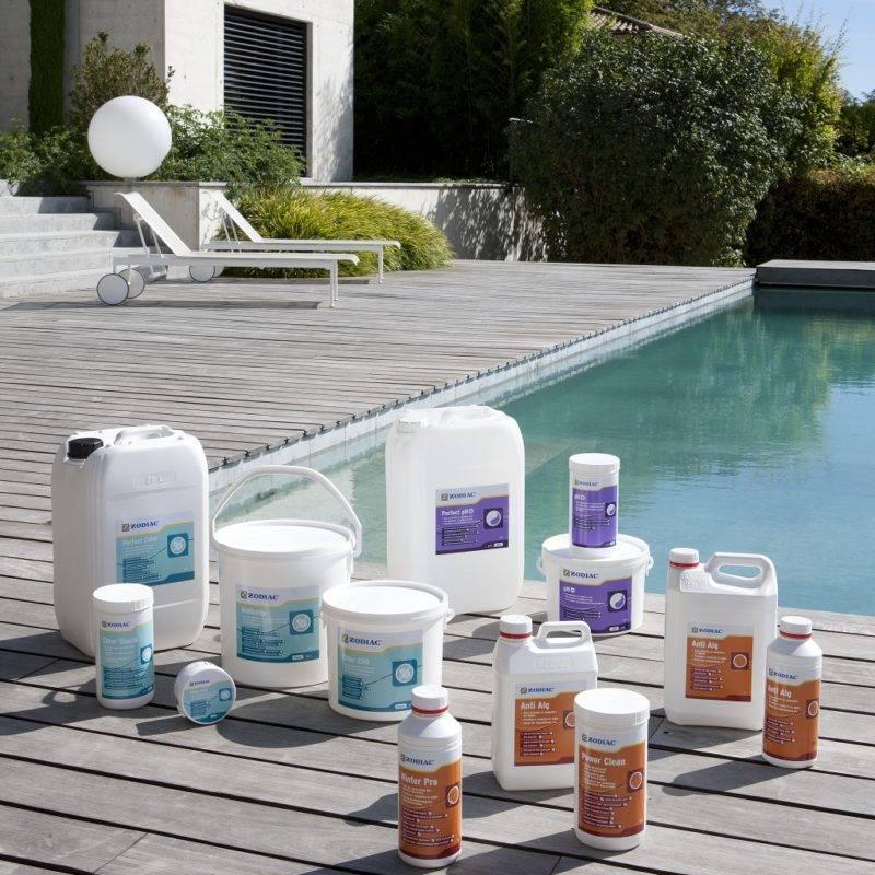 Уход за бассейном - как и чем чистить + обзор систем очистки воды
