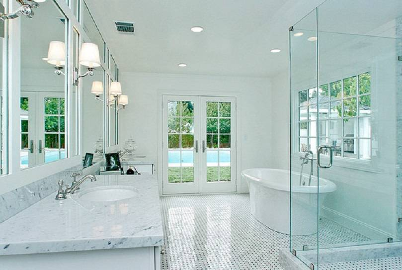 Ремонт в ванной: пошаговая инструкция