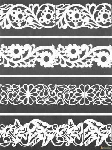 Шаблоны резных наличников на окна – чертежи, рисунки, эскизы, узоры и орнаменты для резьбы лобзиком своими руками + фото