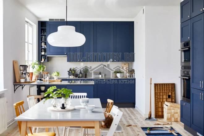Кухня в скандинавском стиле: 9 особенностей, 4 идеи и 113 фото
