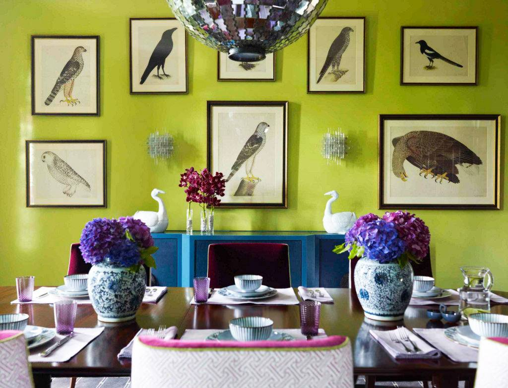 Сочетание цветов в интерьере: фото примеры, таблица, правила