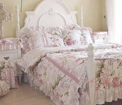 Спальня в стиле шебби-шик (19 фото): создаем дизайн своими руками